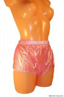 PVC Windelhose Damen Gummihose Schutzhose Inkontinenz Slip Plastic