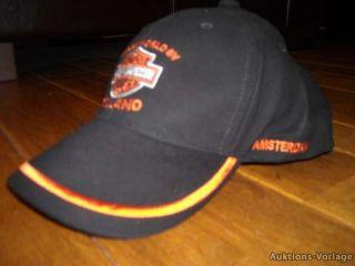 Harley Davidson Cap Original von Harley World NL NEU