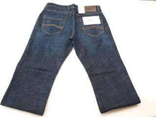 MAC Ben Stretchjeans / Dark Blue Authentic / 0380/0973L/H637 Ben / Gr