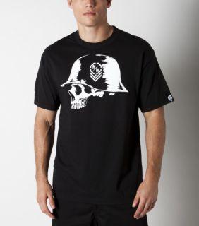Metal Mulisha Tyrant Fightwear Tee T Shirt schwarz black blk Gr. s m l