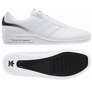 Adidas Originals Porsche Design SP1 Schuhe Sneaker Weiß/Schwarz