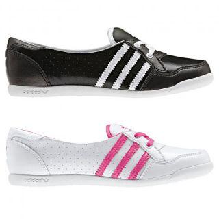 Adidas Mädchen Sneaker Forum Slipper J 5532