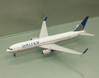 Gemini Jets 1/400 United Airlines Boeing 767 300 Winglets N674UA die