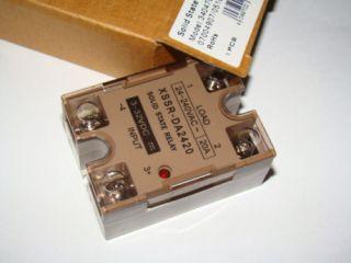 SOLID STATE Relais 3 32VDC / 24 240VAC   NEU / OVP 663