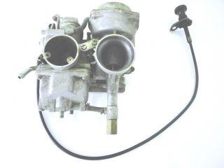 Yamaha XTZ660 Tenere 4BW Vergaser carburetor carburatore carburator