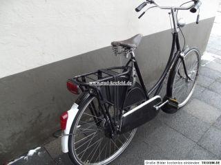 Hollandrad Gazelle Popular  28 Zoll 3 Gang Gebraucht Lnr 675