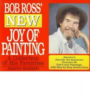 Bob Ross Joy Of Painting Series: Seascape Collection DVD