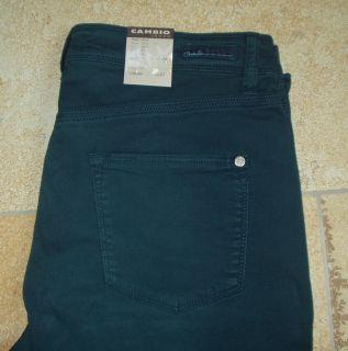 NEU Cambio Jeans Piper short Gr. 42 petrol 692