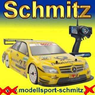 120103 LRP S10 Blast TC Mercedes Benz DTM C Klasse 2 4GHz RTR Touring