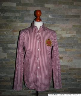 LAUREN RALPH LAUREN Damen Bluse Hemd Aaron Shirt Größe L NEU