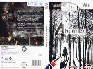 Resident Evil 4 Wii Edition (gebraucht) Wii