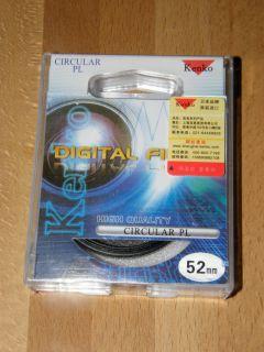 Kenko Polfilter (Hoya) 52mm CPL Pol Filter 52mm NEU