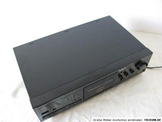 Sony TC K 711S Stereo Cassette Deck Super! Einwandfrei und Hochwewrtig