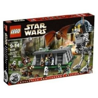 Lego Star Wars The Battle of Endor™ 8038 NEU OVP 0673419111904