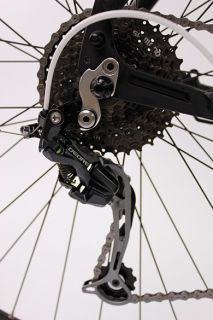 Crossrad 28 27 Gang UVP 699€ Alu Mod. 2012 schwarz matt
