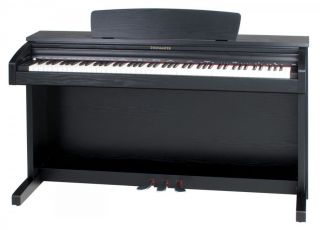 Steinmayer DP 220 Digitalpiano schwarz matt Digital Piano E Piano 88