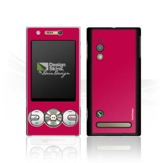 Aufkleber Sticker Handy Sony Ericsson W705 Schutzfolien Modding