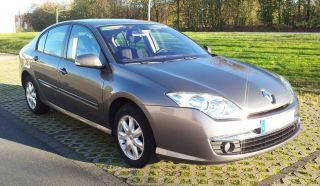 Renault Laguna dCi III EZ 06/2008 Diesel 2.0L 110kw 1. Hand neuer TÜV