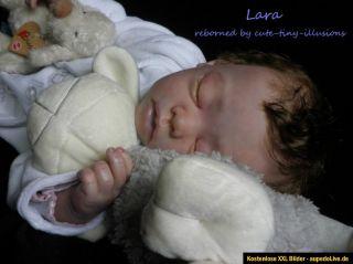 Realife Reborn Baby Doll Lara by Linda Murray
