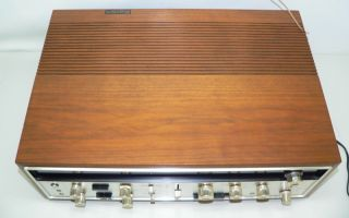 QRX 6500 Vintage Stereo / Quadro Receiver 2CH/4CH Monster *RAR* (719