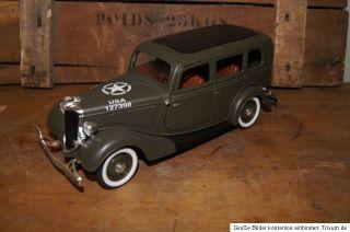Saff Car Ford V8 118 # US Army WWII 21st Century # Dragon für Willys