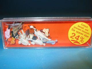 733   Spur H0   Preiser   Reisende 24 Figuren