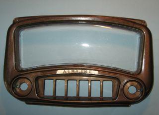 Antique Radio Dial Covers Emerson Philco Zenith Fada Hundreds of Makes