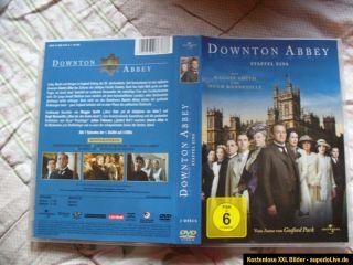 Downton Abbey   Season/Staffel 1   3 DVD BOX NEUWERTIG. DEUTSCHE