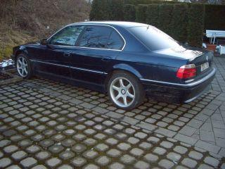 BMW 730d E38 7er Vollausstattung ausser NAVI Diesel 730