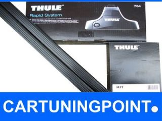 Thule Dachträger 754 760 1108 Nissan Micra K11 3+5trg.