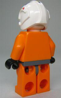 LEGO Star Wars Figur Rebel Pilot Wedge Antilles (aus dem Bausatz 6212