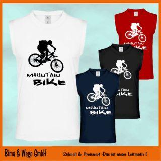 MOUNTAIN BIKE Muskel Shirt Radfahrer Achselshirt 10 756