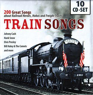 200 Train Songs (10 CDs)