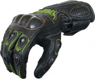 Motorradhandschuhe Leder Motorrad Handschuhe Biker Lederhandschuhe