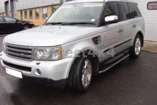 Range Rover Sport Trittbretter Seitenschweller Rammschutz 4x4 OffRoad