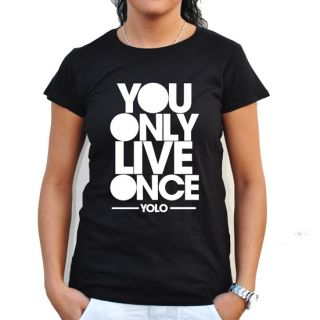 DRAKE YOLO YOU ONLY LIVE ONCE LIL WAYNE YMCMB TSHIRT ALL SIZES