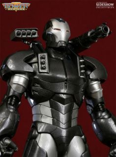 Iron Man 2 Marvel Statue War Machine Modern Actionfigur 35cm NEU