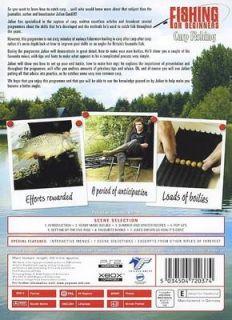 Carp fishing For Beginners NEW & SEALED DVD 5034504720374