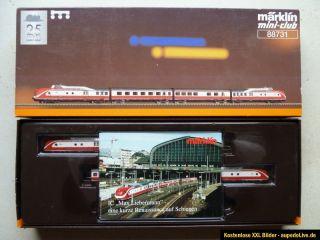 Märklin mini club Spur Z, TollerTriebwagen, Märklin Nr.88731, Max