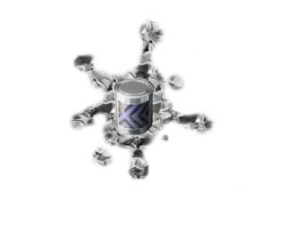 5x Silver Chrome Lackierung für GT5 (Chromlack, PS3)