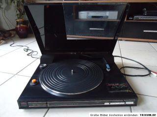 Fisher Linear Plattenspieler Stereo Turntable vollautomatik 1987
