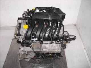 Motor F4P770 Renault Laguna II 2 1.8 16V; 85KW F4P 770
