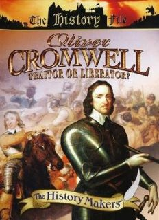 Oliver Cromwell Traitor or Liberator NEW & SEALED DVD 5022802211939