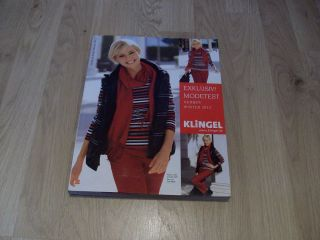 Klingel Test Katalog Herbst/Winter 2012