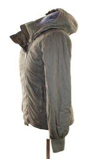 Bench Damen Winterjacke Winter Jacke Mantel Parka BLKA1439 oliv Gr. S