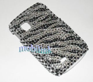 Diamante Cover Gem Diamonte Bling Case For Samsung Galaxy Fit GT S5670