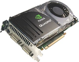 Nvidia Quadro FX4600 PCI E 768MB Grafikkarte GDDR3 DVI CAD