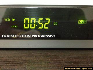 Toshiba SD 37VE DVD Player/ VHS Recorder Kombi vollfunktionsfähig