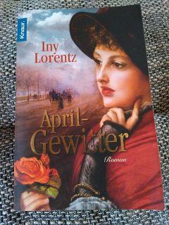 Iny Lorentz : Aprilgewitter   Taschenbuch