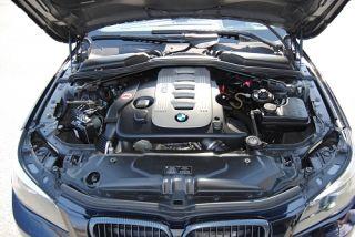 BMW M5 E60 3L Diesel super gepflegt mit nur 63.000 km